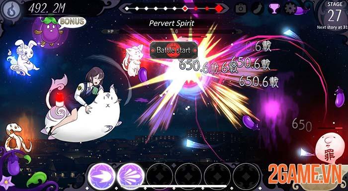 Spirit Saga: Eggplant Escapade - Game lầy lội dùng cà tím diệt ma 3