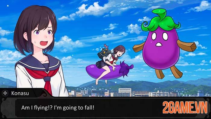 Spirit Saga: Eggplant Escapade - Game lầy lội dùng cà tím diệt ma 2