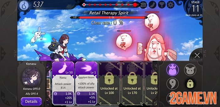Spirit Saga: Eggplant Escapade - Game lầy lội dùng cà tím diệt ma 4