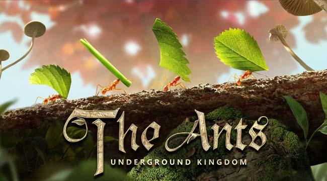 The Ants: Underground Kingdom – Game chiến thuật về thế giới côn trùng