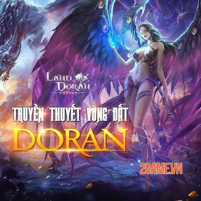 Land of Doran Mobile - Bom tấn nhập vai PK hàng đầu sắp ra mắt tại Việt Nam 0