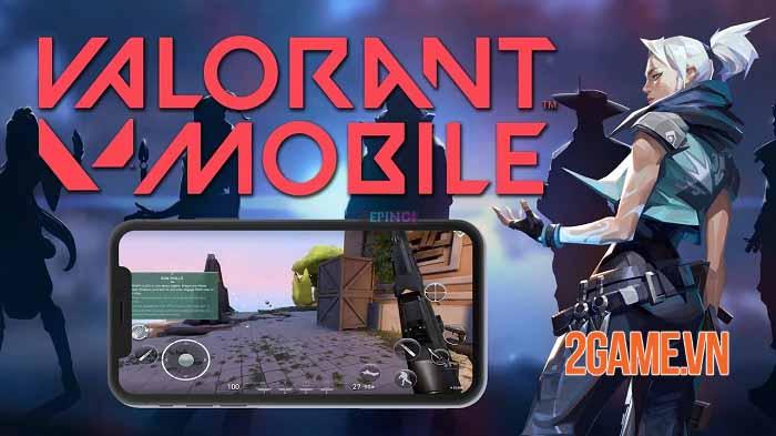 Riot Games chính thức xác nhận sắp ra mắt phiên bản mobile của game FPS Valorant 1