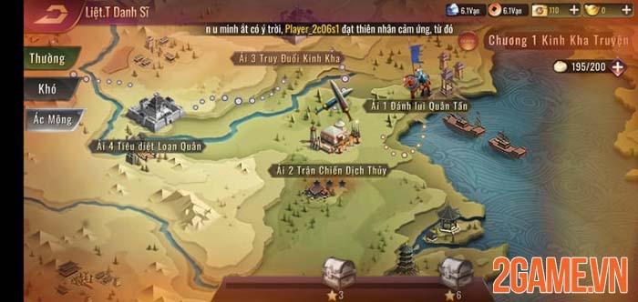 Đánh giá Mộng Chiến Quốc - Xuân Thu bá nghiệp của game thủ mobile 7