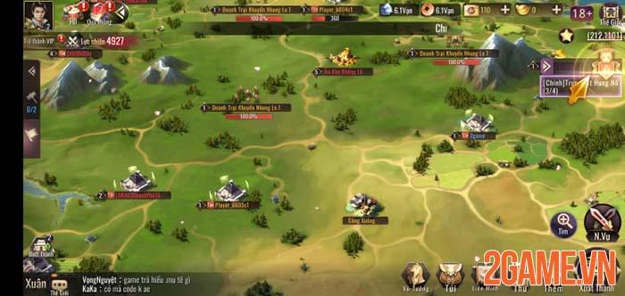 Đánh giá Mộng Chiến Quốc - Xuân Thu bá nghiệp của game thủ mobile 8
