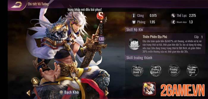 Đánh giá Mộng Chiến Quốc - Xuân Thu bá nghiệp của game thủ mobile 4