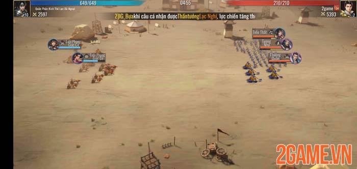 Đánh giá Mộng Chiến Quốc - Xuân Thu bá nghiệp của game thủ mobile 2