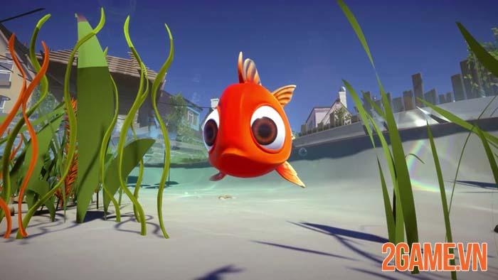 I Am Fish - Hành trình tìm về đại dương của chú cá bé nhỏ 0