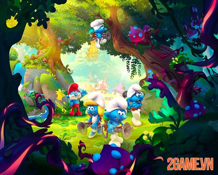 The Smurfs: Mission Vileaf - Cuộc phiêu lưu mới của những chú Xì Trum 0
