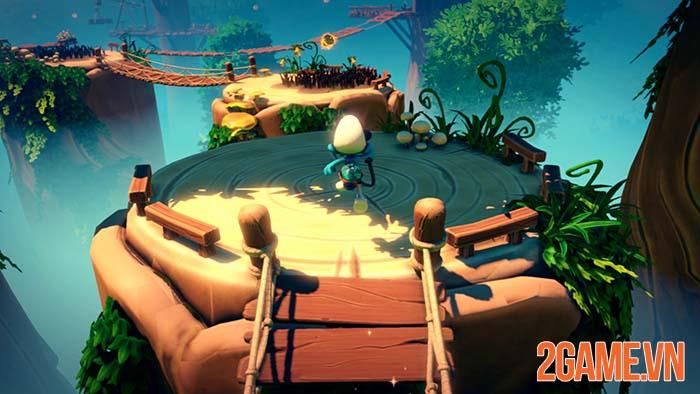 The Smurfs: Mission Vileaf - Cuộc phiêu lưu mới của những chú Xì Trum 3