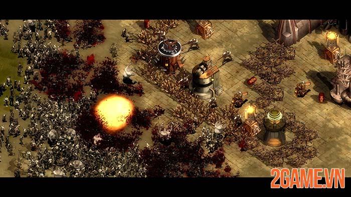 They Are Billions - Game chiến thuật thủ thành chống zombie cực khó 4