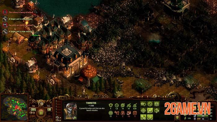They Are Billions - Game chiến thuật thủ thành chống zombie cực khó 2