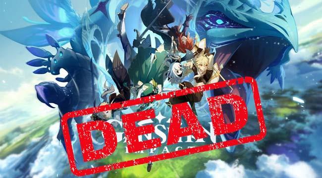Genshin Impact đang CHẾT DẦN khi số lượng người chơi giảm mạnh – Game thủ hết cái khám phá