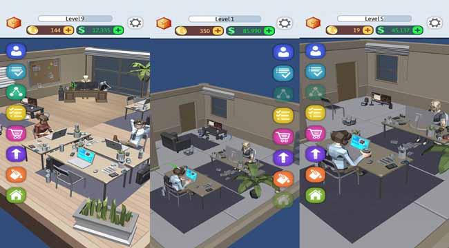Idle Game Tycoon – Quản lý công ty phát triển game của riêng mình