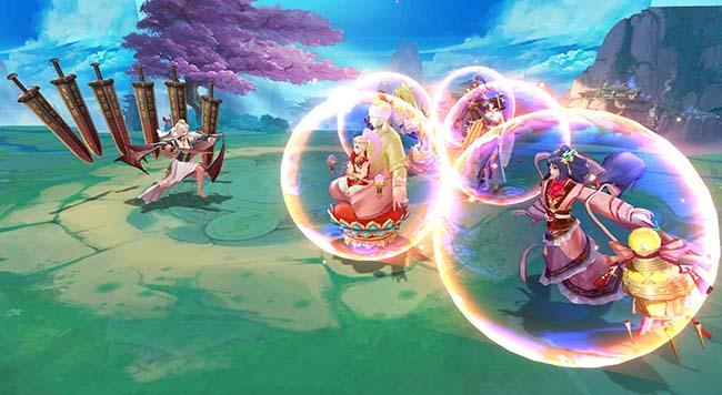 Trải nghiệm Ngự Hồn Sư Mobile – Game nhập vai thẻ tướng anime sắp về Việt Nam