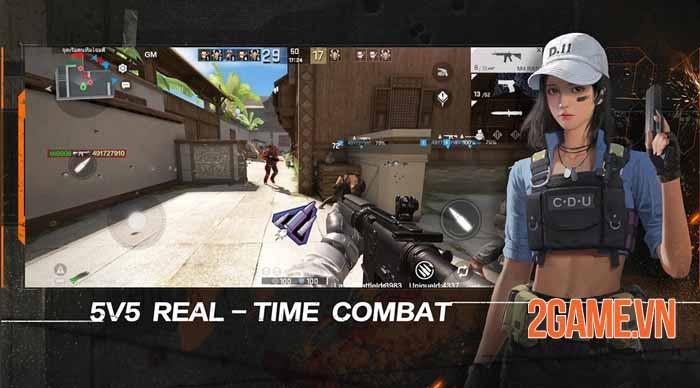 The Origin Mission - Thể hiện khả năng one shot one kill trong trận đấu tay đôi 0