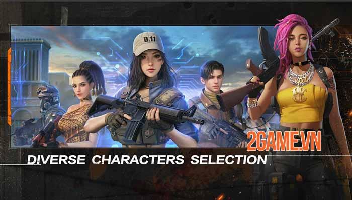 The Origin Mission - Thể hiện khả năng one shot one kill trong trận đấu tay đôi 4