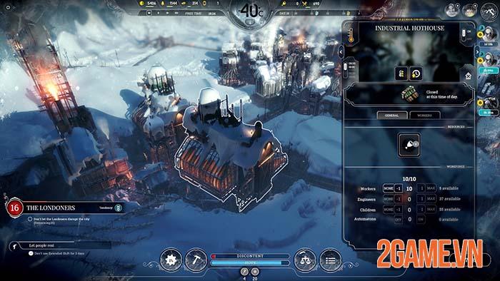Epic Games tặng miễn phí game xây thành phố Frostpunk đến cộng đồng 3