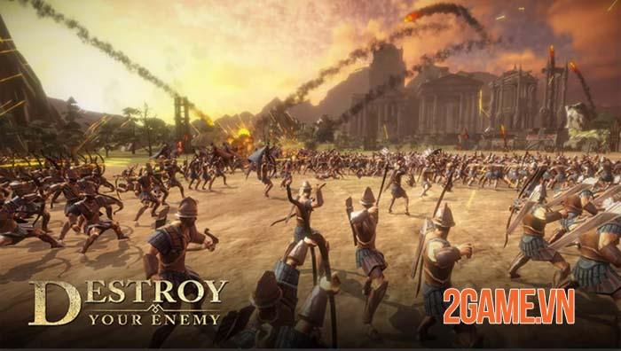 Rise of Warlords - Cuộc chiến của 6 nền văn minh vì quyền lực tối cao 1