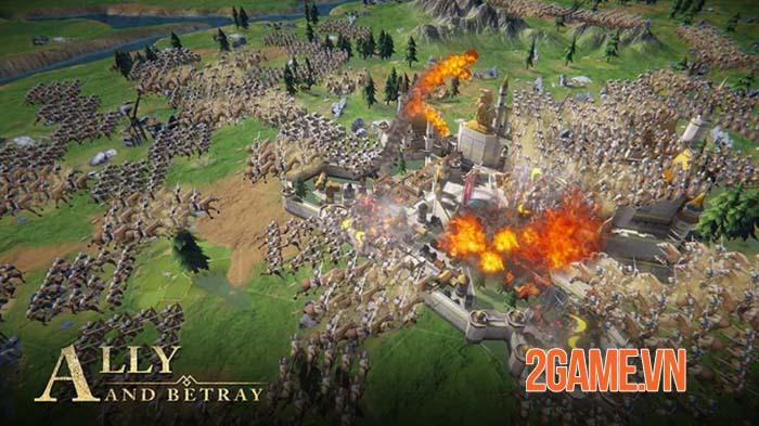 Rise of Warlords - Cuộc chiến của 6 nền văn minh vì quyền lực tối cao 2