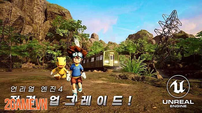 Digimon Super Rumble - Game nhập vai phiêu lưu mới cùng Digimon 2