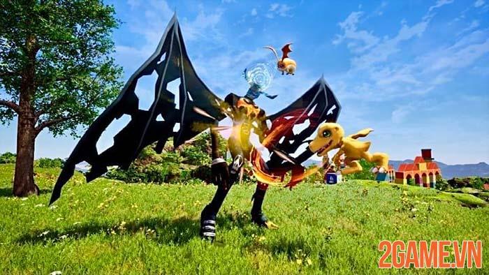 Digimon Super Rumble - Game nhập vai phiêu lưu mới cùng Digimon 3