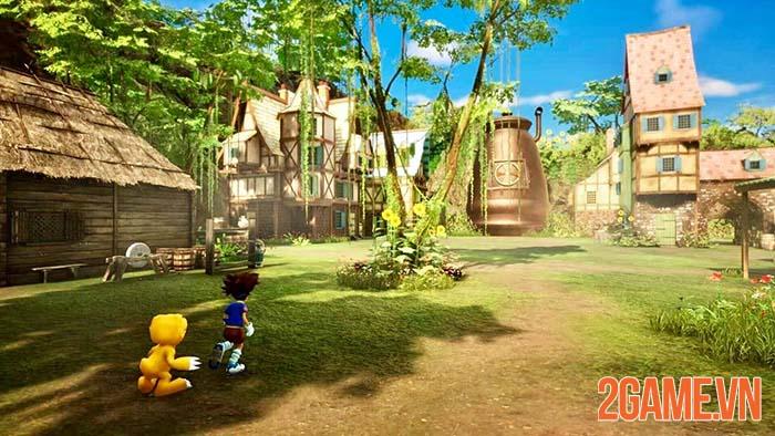 Digimon Super Rumble - Game nhập vai phiêu lưu mới cùng Digimon 1