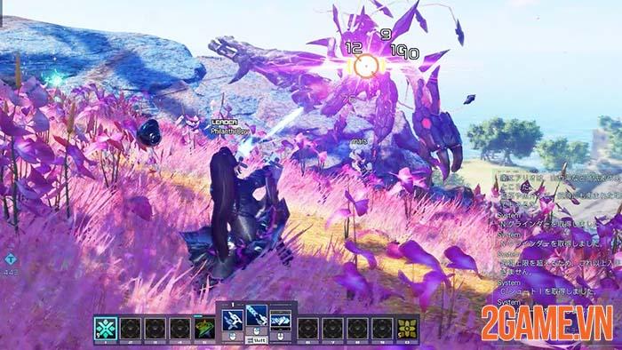 SEGA chính thức ra mắt Phantasy Star Online 2: New Genesis 0
