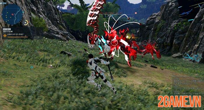 SEGA chính thức ra mắt Phantasy Star Online 2: New Genesis 2