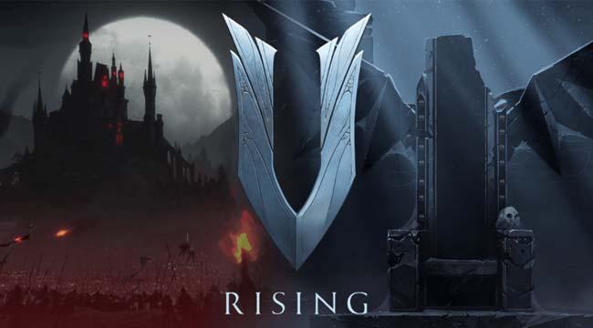 V Rising – Bom tấn nhập vai thế giới mở Ma Cà Rồng mới trên PC