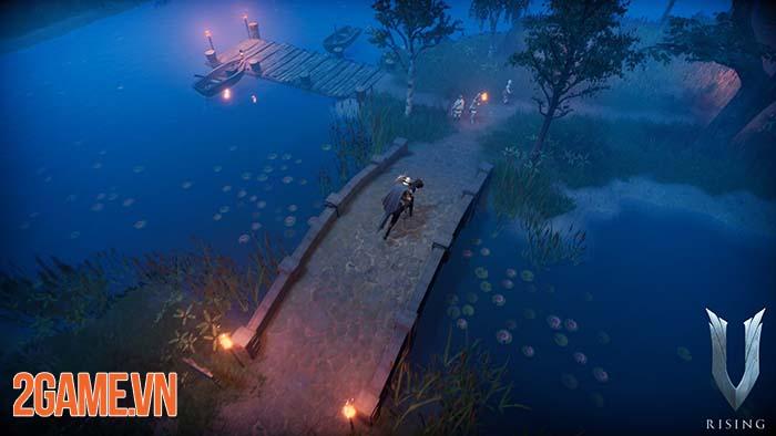 V Rising - Bom tấn nhập vai thế giới mở Ma Cà Rồng mới trên PC 3