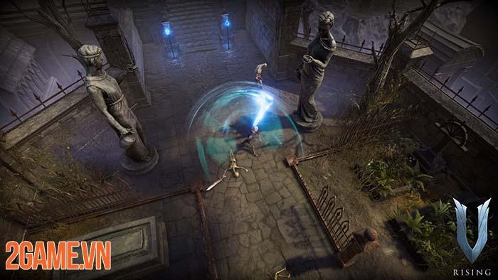 V Rising - Bom tấn nhập vai thế giới mở Ma Cà Rồng mới trên PC 2
