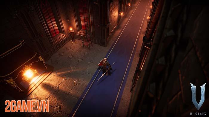 V Rising - Bom tấn nhập vai thế giới mở Ma Cà Rồng mới trên PC 1