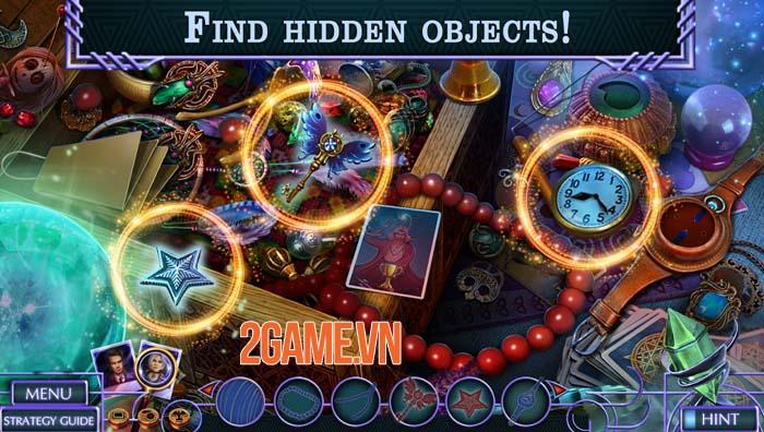 Hidden Objects - Twin Mind 1: Game giải đố thám tử thách thức trí não 0