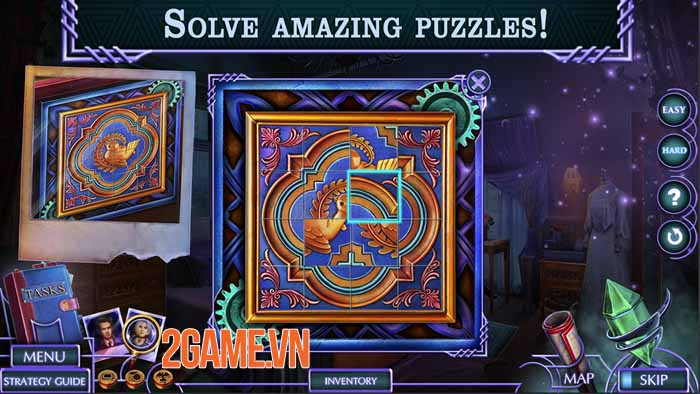 Hidden Objects - Twin Mind 1: Game giải đố thám tử thách thức trí não 1