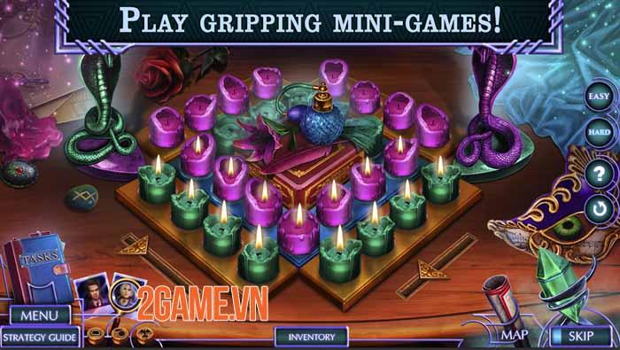 Hidden Objects - Twin Mind 1: Game giải đố thám tử thách thức trí não 2