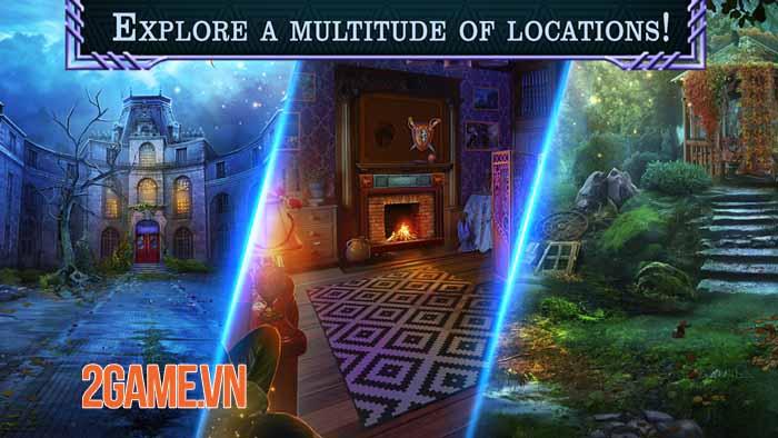 Hidden Objects - Twin Mind 1: Game giải đố thám tử thách thức trí não 4