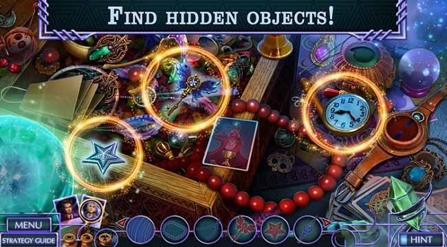 Hidden Objects – Twin Mind 1: Game giải đố thám tử thách thức trí não