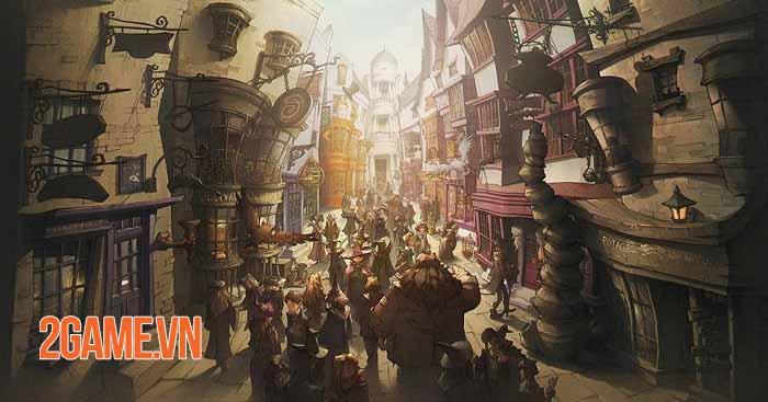 Harry Potter: Magic Awakened - Trở thành học sinh của Trường Phù thủy 0