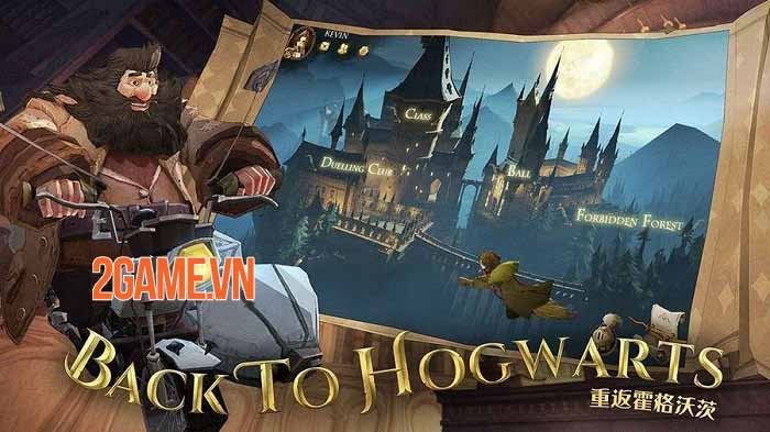 Harry Potter: Magic Awakened - Trở thành học sinh của Trường Phù thủy 3