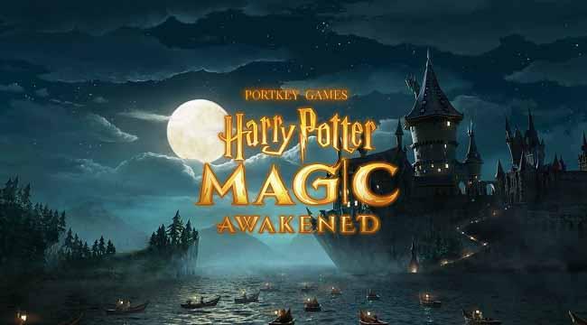 Harry Potter: Magic Awakened – Trở thành học sinh của Trường Phù thủy