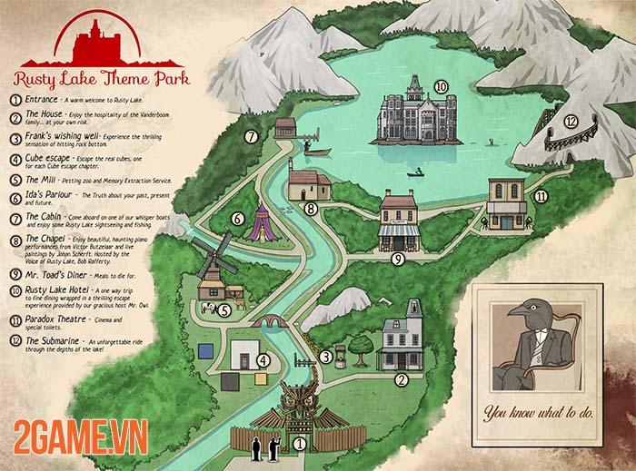 The Past Within - game kinh dị ấn tượng của Rusty Lake trong năm 2021 3