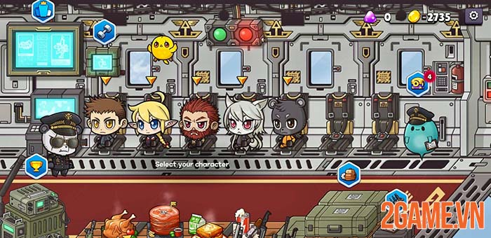Milkacola : The Lord of Sada - Game sinh tồn gọn nhẹ dành cho mobile 0