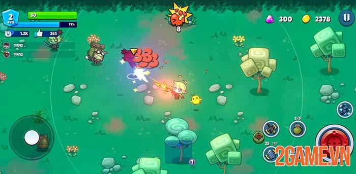 Milkacola : The Lord of Sada - Game sinh tồn gọn nhẹ dành cho mobile 1