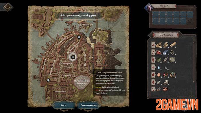 Siege Survival: Gloria Victis - Tái hiện lại bức tranh sinh tồn thời chiến 3