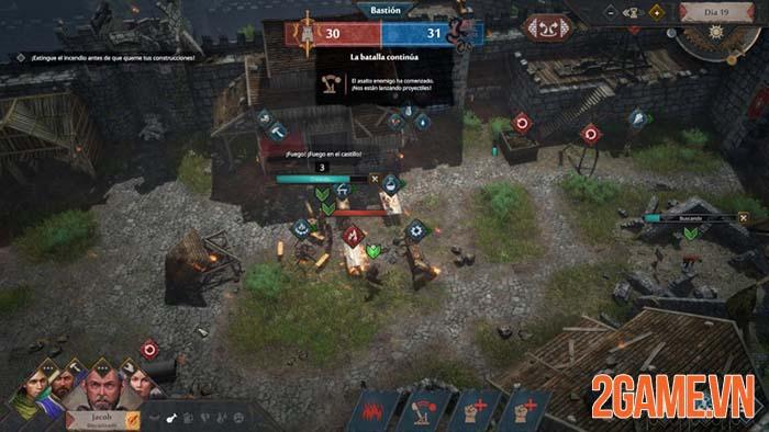 Siege Survival: Gloria Victis - Tái hiện lại bức tranh sinh tồn thời chiến 0