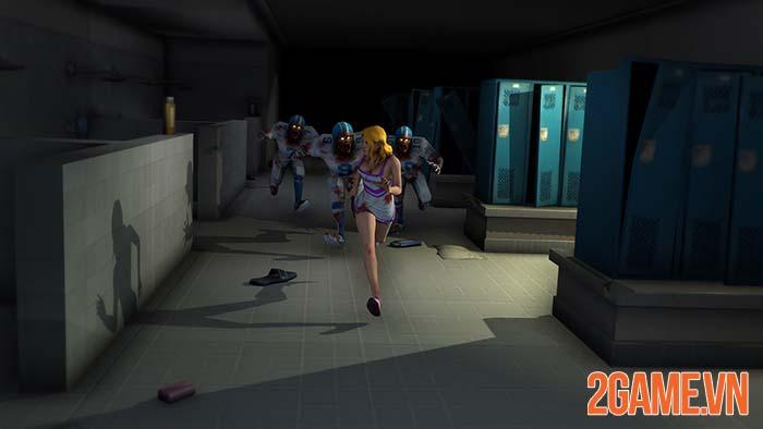 Corridor Z - Game rượt đuổi vui vẻ xả stress cùng zombie sau giờ nghỉ 1