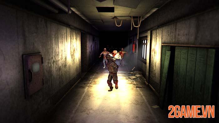 Corridor Z - Game rượt đuổi vui vẻ xả stress cùng zombie sau giờ nghỉ 2