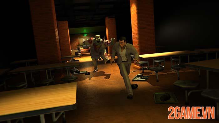 Corridor Z - Game rượt đuổi vui vẻ xả stress cùng zombie sau giờ nghỉ 3