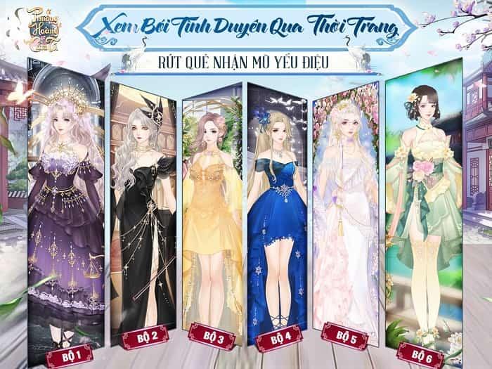 Phượng Hoàng Cẩm Tú cho phép nhuộm màu, chế đồ tạo kho thời trang lộng lẫy 1