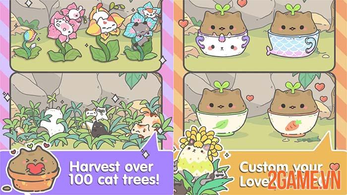 My CatPots - Game độc lạ với phong cách chơi nuôi mèo trong chậu 3